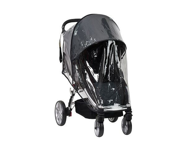 Steelcraft Agile 4 Pram - Black Linen
