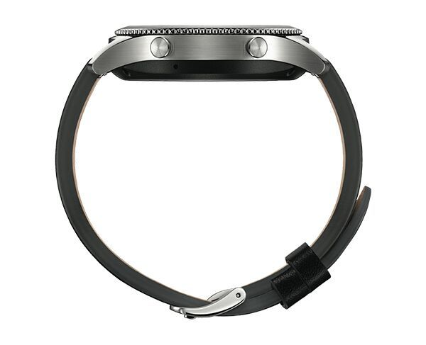 Samsung Gear S3 Classic Smart Watch - Dark Silver