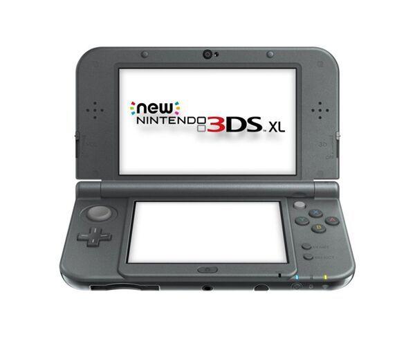 Nintendo 3DS XL Console Black