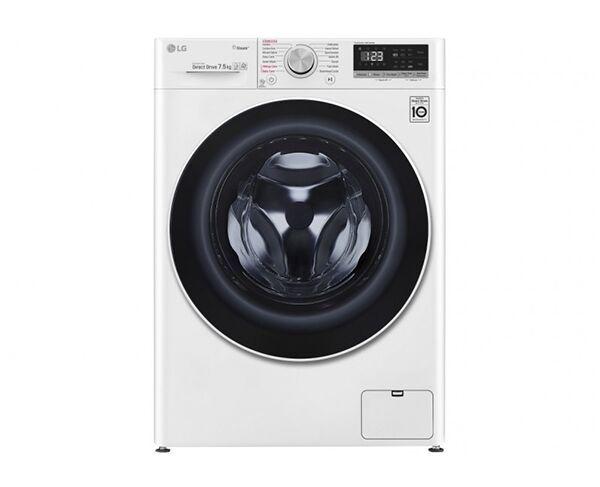 7.5kg LG Front Load Washing Machine