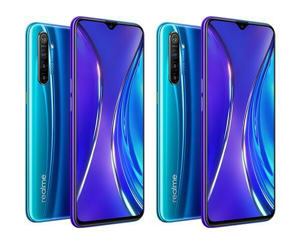 2 x realme XT 128GB Crystal Blue
