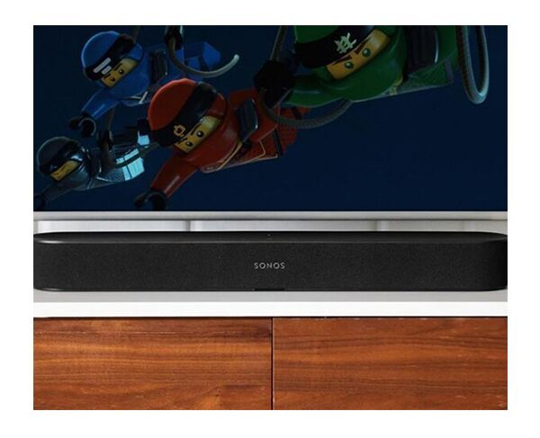 Sonos Beam Soundbar - Black