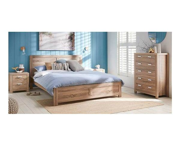 Savannah Queen Bedroom Package with Tallboy
