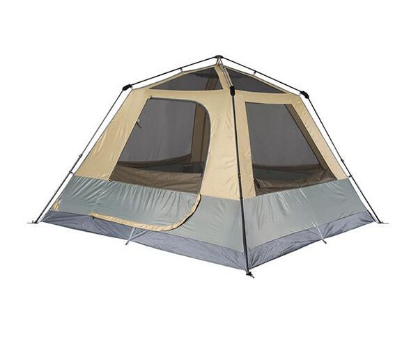 OzTrail 6 Person Fast Frame Tourer 300 Tent - Beige