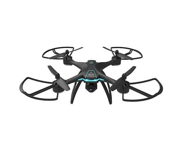 GPS Waypoint Flying Drone