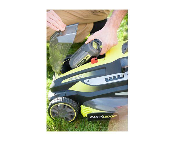 """Ryobi 36V 5.0Ah 18"""" Brushless Lawn Mower Kit"""