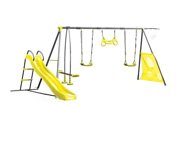 Swing Slide Climb 7 Function Swing Set
