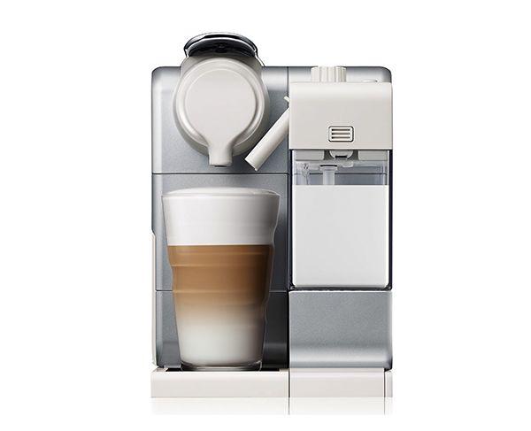 Delonghi Nespresso Lattissima Touch Coffee Machine Silver