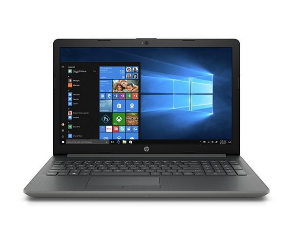"HP 15.6"" Smoke Grey Premium Laptop"