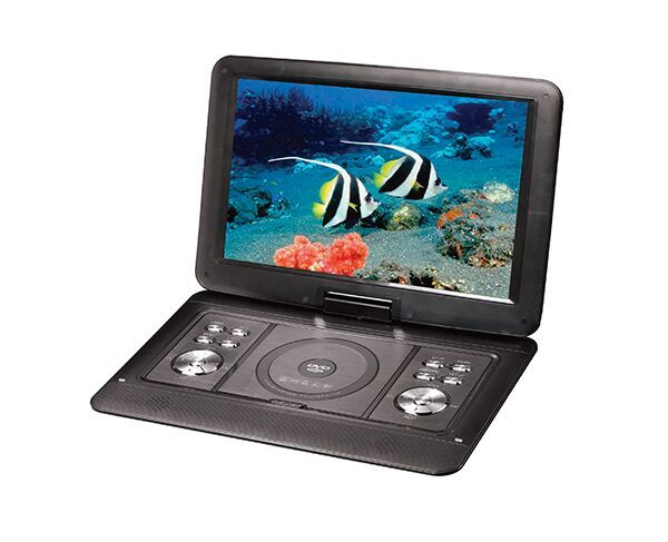 Swivel Portable DVD Player