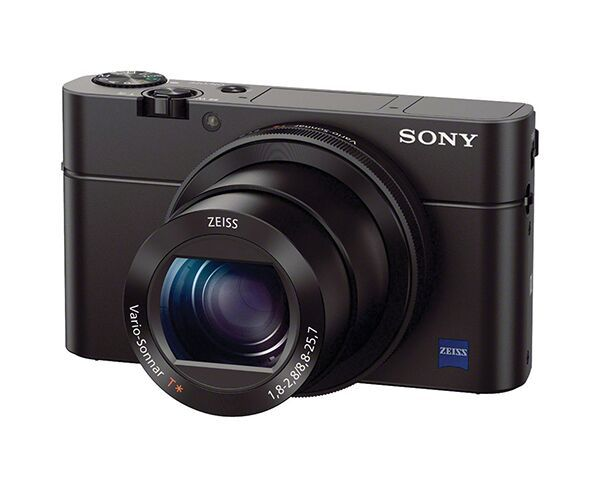 Sony Cybershot RX100M3 Digital Camera