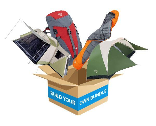 Build Your Own: Camping Bundle