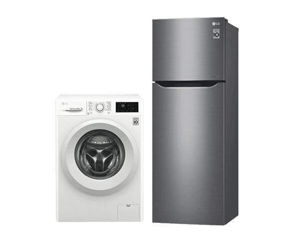 'LG Home Appliance' Bundle