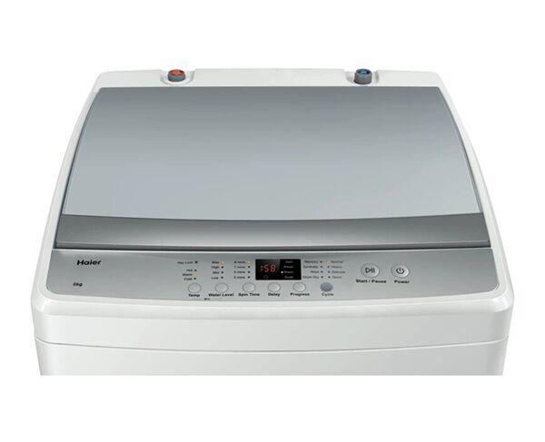 8kg Haier Top Load Washing Machine