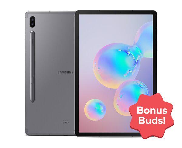 """Samsung Galaxy Tab S6 10.5"""" 128GB Fog Grey"""