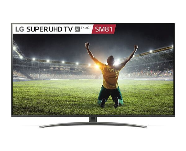 "LG 65"" SM8100 4K Ultra HD Smart TV"