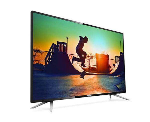 "Philips 50"" 6100 Series Ultra HD Smart TV"