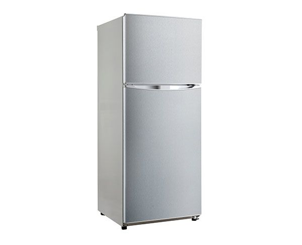 400L Esatto Top Mount Stainless Steel Fridge
