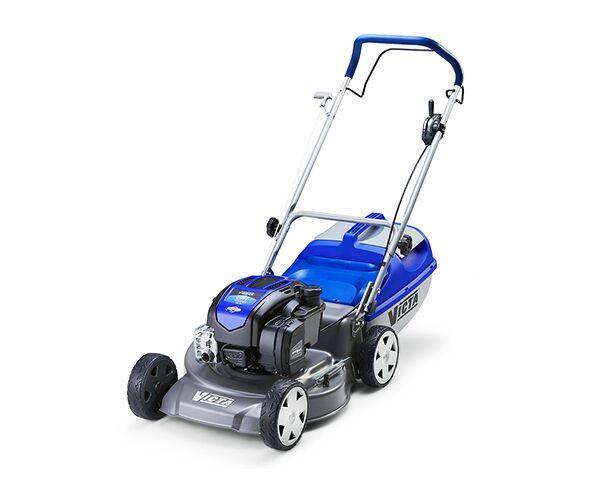 "Victa Easy Walker 19"" Self-Propelled Mulch or Catch Lawn Mower"