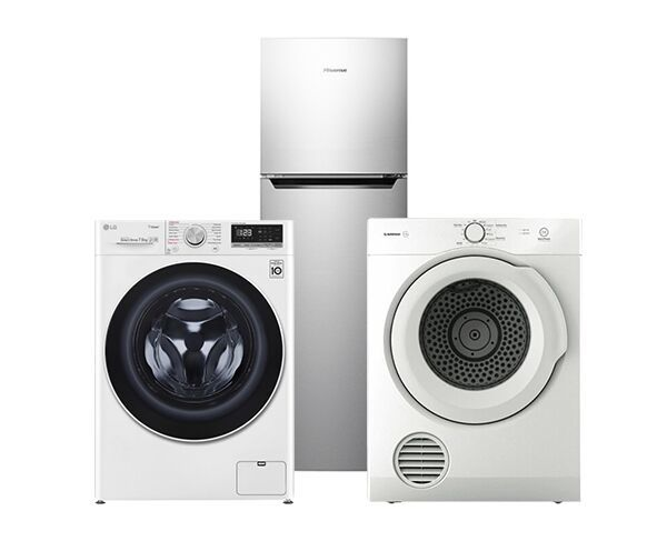 'Small Family' Appliance Bundle