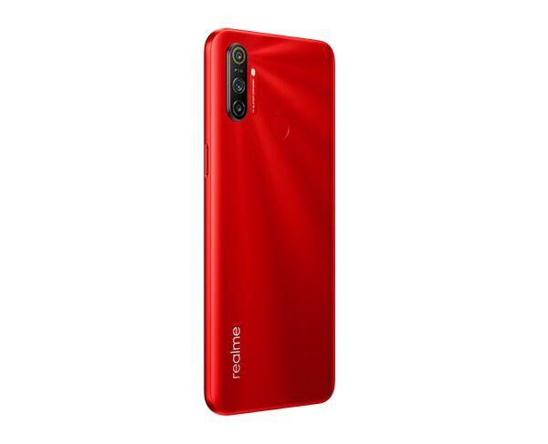 realme C3 64GB Blazing Red
