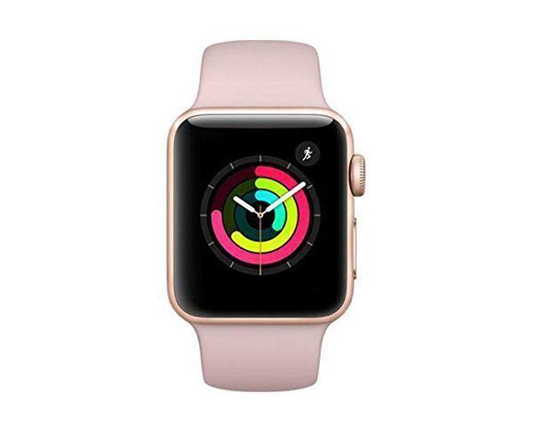 quality design 43c80 c3d3b Apple Watch Series 4 GPS 44mm Pink Sand   Mobile Phones