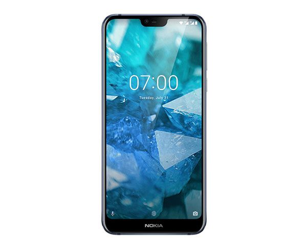 Nokia 7.1 32GB Midnight Blue