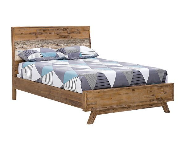 Boatwood Queen Bed