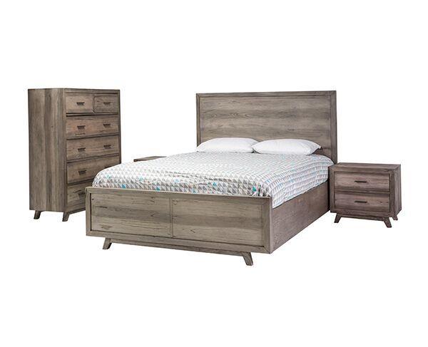 Arlo Queen Tallboy Bedroom Suite