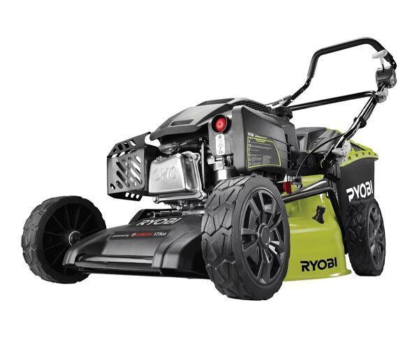 """Ryobi 175cc 18"""" 4-Stroke Petrol Lawn Mower"""