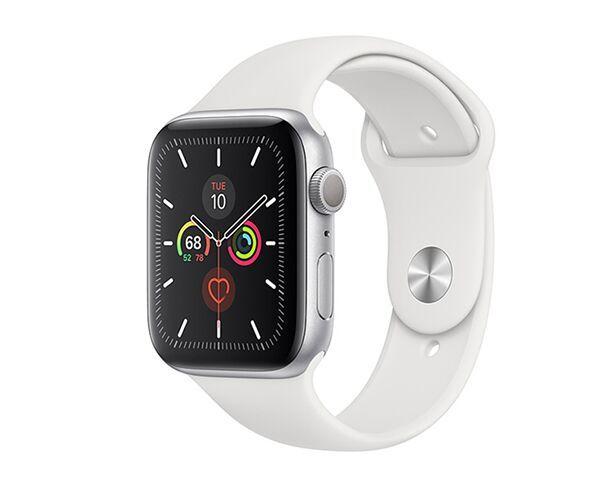 Apple Watch Series 5 GPS 44mm Silver