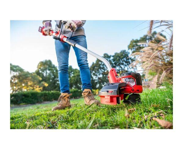 Ozito 18V Grass Trimmer Kit