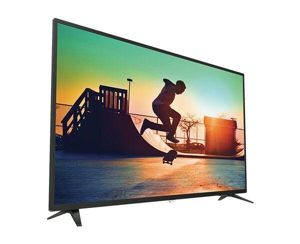 "Philips 55"" 6100 Series Ultra HD Smart TV"