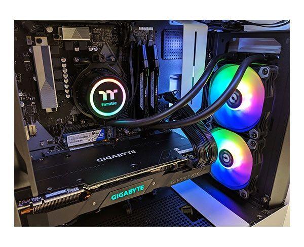 2070 Super Gaming Desktop