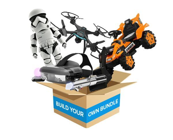 Build Your Own: Kids Toys Bundle