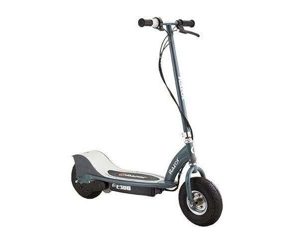 Razor E300 Grey Electric Scooter