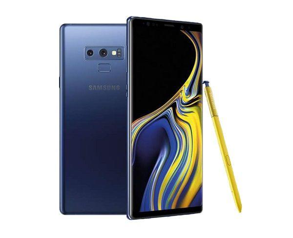 Samsung Galaxy Note9 512GB Ocean Blue