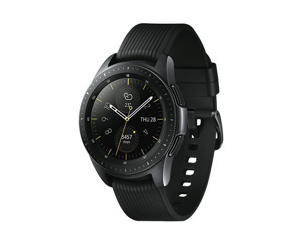 Samsung Galaxy 42mm Midnight Black - Smart Watch