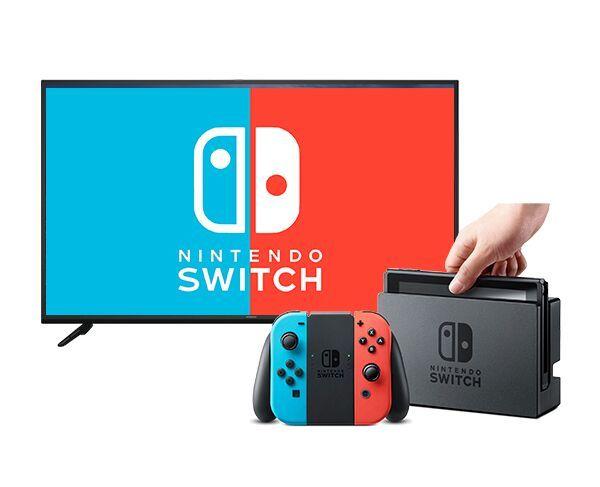 "TCL 49"" 6800 Full HD Smart TV & Nintendo Switch bundle"