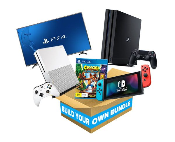 Build Your Own: Gaming Bundle!