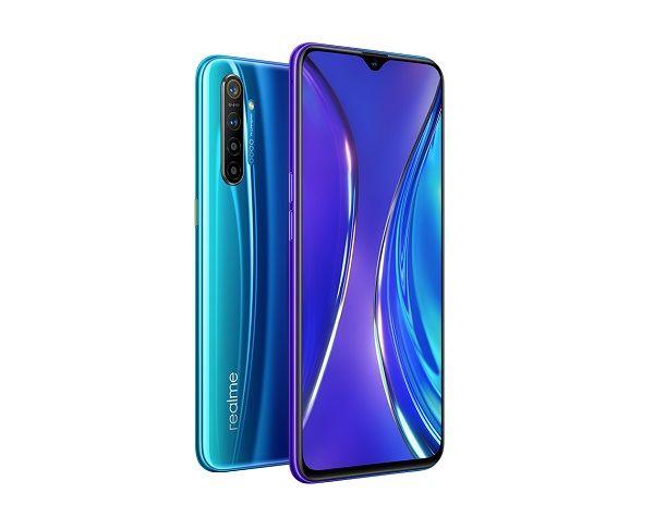realme XT 128GB Crystal Blue