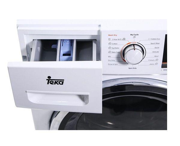 10kg Teka Washer 7kg Dryer Combo