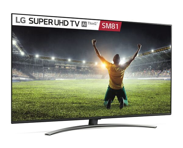 """LG 65"""" SM8100 4K Ultra HD Smart TV"""