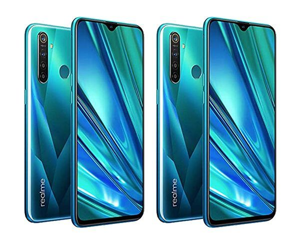 2 x realme XT 128GB Crystal Blue