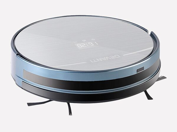 Devanti Robot Vacuum Cleaner Charcoal