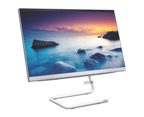 "Lenovo IdeaCentre 23.8"" A340 All In One - White"