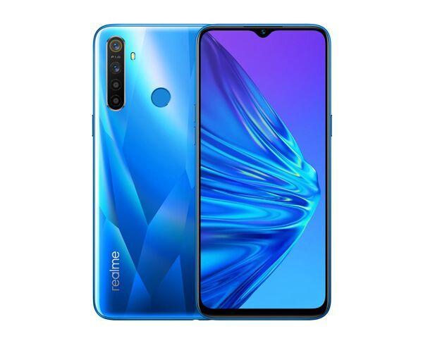 realme 5 128GB Crystal Blue