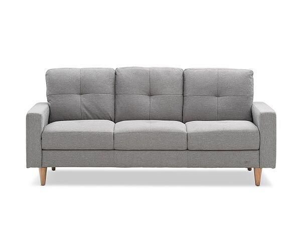 Keller Sofa Pair - Grey