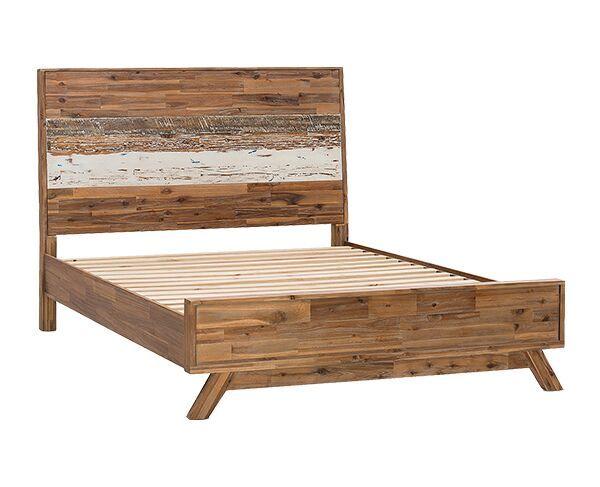 Boatwood Queen Bed