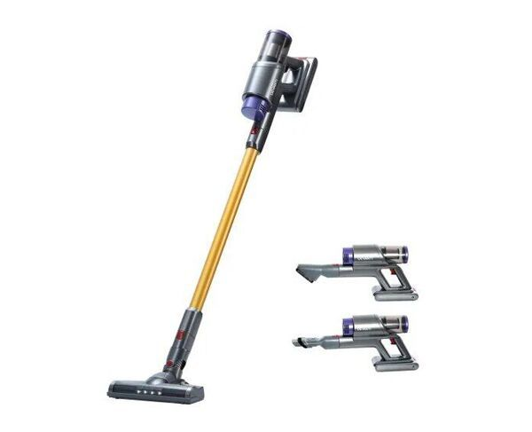 Devanti Handstick Cordless Vacuum with Headlight